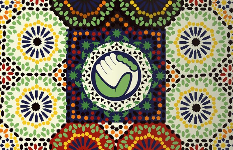 Mozaik med kulturami
